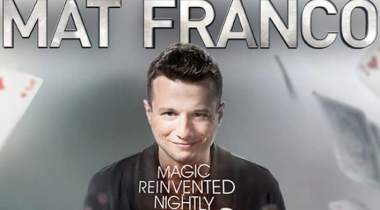 Mat Franco – Magic Reinvented Nightly Discount Tickets and Promotion Codes