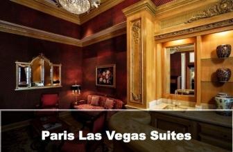 Paris Las Vegas Promotion Code – 20% Discount On Suites