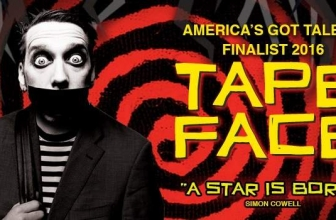 Tape Face Las Vegas Promotion Codes and Discount Tickets