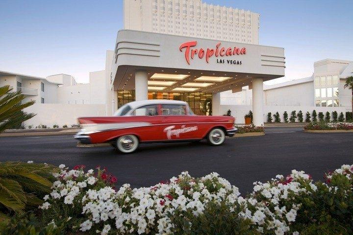 $50 Daily Resort Credit – Tropicana Las Vegas Promo Code