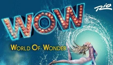 "World Of Wonder ""WOW"" Las Vegas Promo Codes and Discount Tickets"