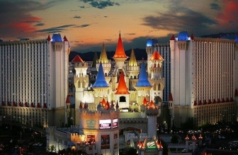 Excalibur Las Vegas Promo Codes and Discounts