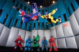 Vegas Indoor Skydiving Coupons and Discounts