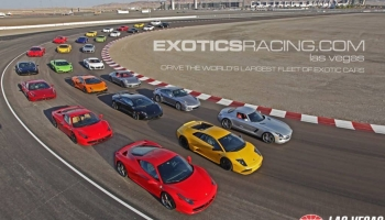 Exotics Racing Las Vegas Discount Offers and Promotion Codes