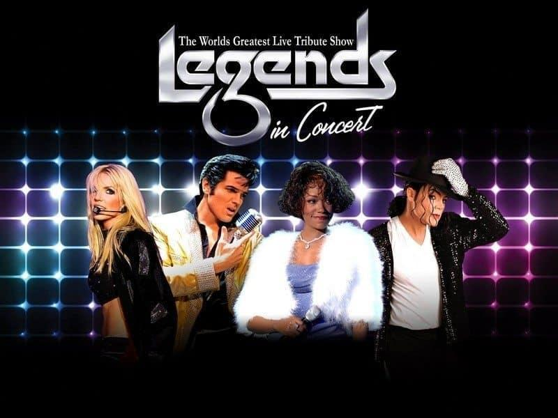Legends in Concert Promo Code – Save $25 + free child ticket + 10% Additional Off