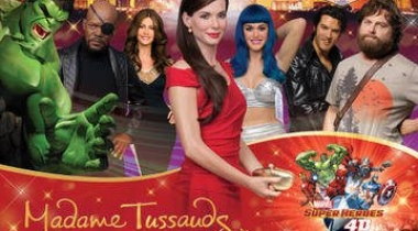 Madame Tussauds Las Vegas Promo Codes and Discount Tickets
