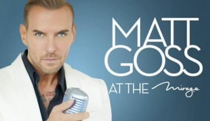 Matt Goss Promotion Codes and Discount Tickets