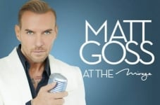 Matt Goss Promotion Codes and Discount Tickets