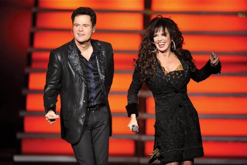 Donnie and Marie Promo Code – 25% Off Seating
