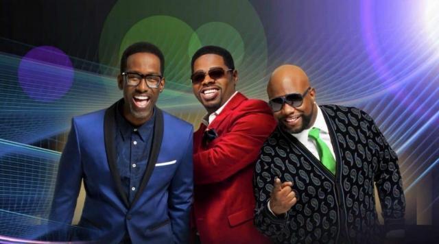 Boyz II Men Las Vegas Tickets