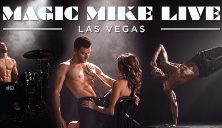 Magic Mike Las Vegas Promo Codes and Discount Tickets
