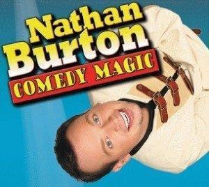 Nathan Burton Comedy Magic Discount Tickets – Save 79%