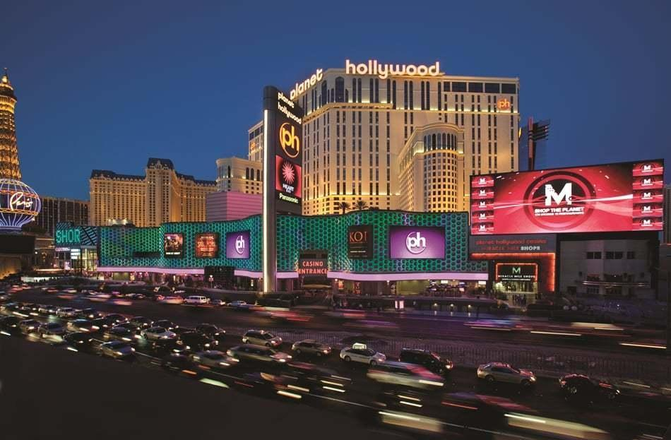 Planet Hollywood Las Vegas Promo Code – $40 Pool Credit