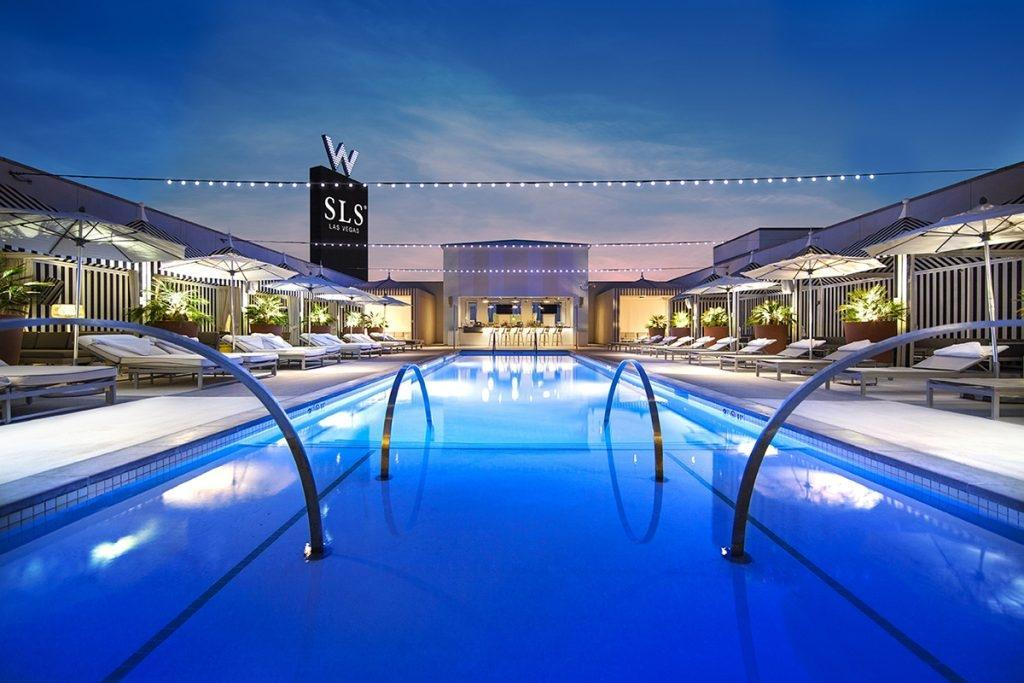 SLS Las Vegas Promo Code – $100 Resort Credit and 4th Night Free