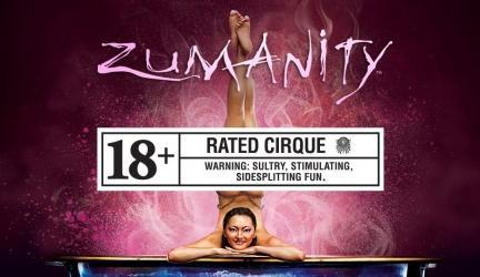Zumanity by Cirque du Soleil Promo Codes and Discount Tickets