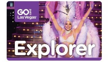 Up to 10% Off Las Vegas Explorer Passes from Go City Card