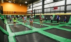 Up to 81% Off Jumping at Trampoline Park Las Vegas