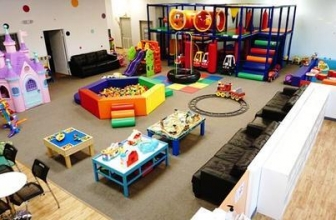 50% Off Indoor Playgrounds