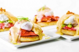 Bacchanal Buffet at Caesars Palace – Up to 55% Off VIP Brunch
