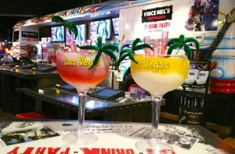 Up to 50%Off Drinks at Vince Neil's Tatuado Eat Drink Party