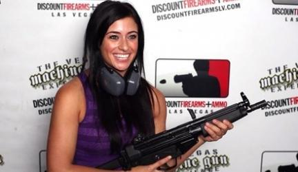Up to 53% Off Machine-Gun Shooting Experience