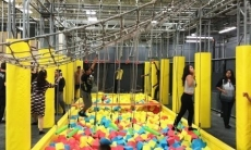 Up to 55% Off at Xplozone Trampoline Park