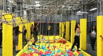 Up to 46% Off at Xplozone Trampoline Park