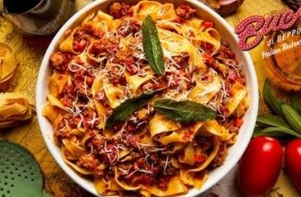 $10 for $20 Toward Buca di Beppo'sNew Fall Family-Style Italian Menu