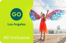 Multi-Day Go LA Cards to 35+ Things to Do – Includes Universal Studios