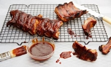 Up to 43% Off Barbecue at TC's Rib Crib