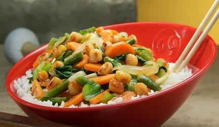 Up to 40% Off AsianStir Fry