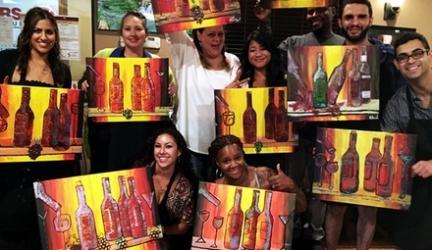 Up to 51% Off 2-Hour Painting Party w/ Supplies for One or Two
