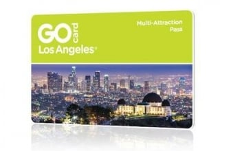 1, 2, & 3 Day Go LA Pass to Attractions – Includes Universal Studios