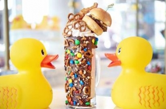 Up to 36% Off Casual American Cuisine at Sugar Factory