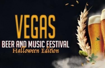 Vegas Beer & Music Festival – Saturday, Oct 27, 2018 / 7:00pm-10:00…