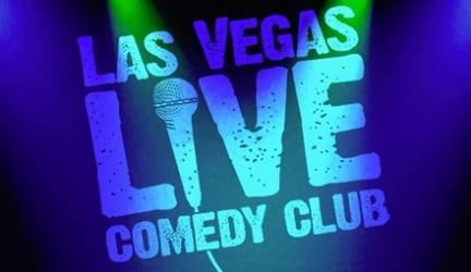 Las Vegas Live Comedy Club – Up to 71% Off Show