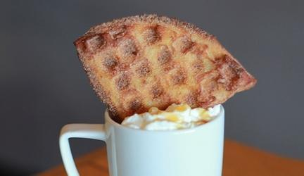 Up to 41% Off at TIABI Coffee & Waffle Bar