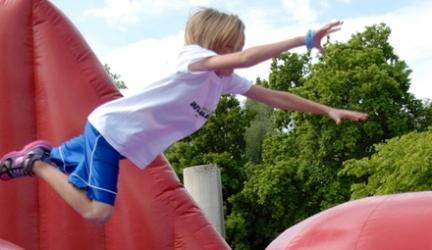 Up to 67% Off Registration to The Great Inflatable Race
