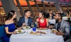 25% Off Dinner in the Sky at Top of the World Restaurant