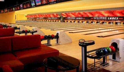 Up to 60% Off Bowling at Wildfire Lanes