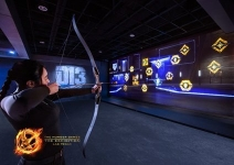 Up to 50% Off Admission to The Hunger Games: The Exhibition