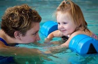 71% Off Swim-Class Package at SafeSplash Swim School