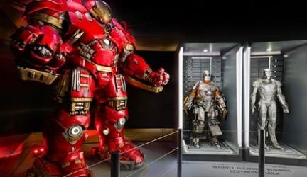 Up to 43% Off Outing to Marvel Avengers S.T.A.T.I.O.N.