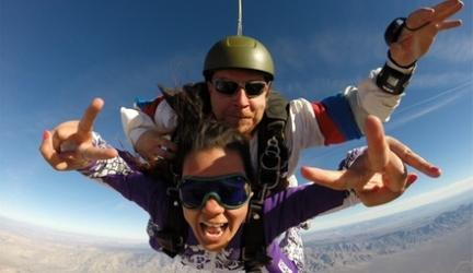Up to 45% Off Skydiving at Skydive Mesquite