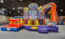 Up to 17% Off Bouncing Passes at Bouncy World