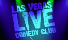 Las Vegas Live Comedy Club – Up to 71% Off Show