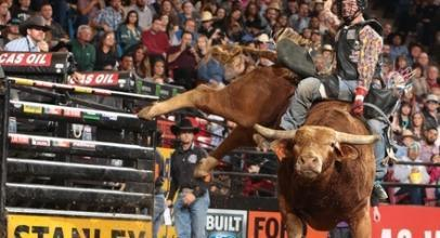 PBR Last Cowboy Standing & WCRA Rodeo Showdown – Up to 71% Off