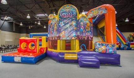 Up to 22% Off Bouncing Passes at Bouncy World