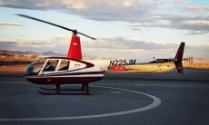 Up to 75% Off Helicopter Tour of the Strip or Red Rock Canyon