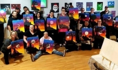Up to 60% Off Paint Night at Paint & Puff